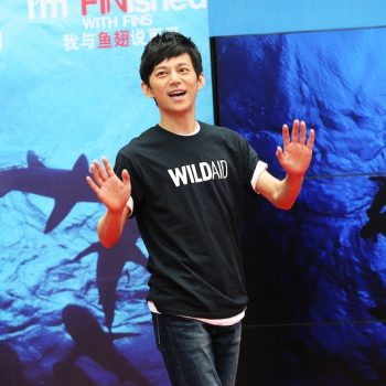 """""""I'M FINISHED WITH FINS"""" SHARK CAMPAIGN LAUNCHES IN MAINLAND CHINA"""