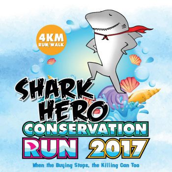 Shark Hero Conservation Run 2017