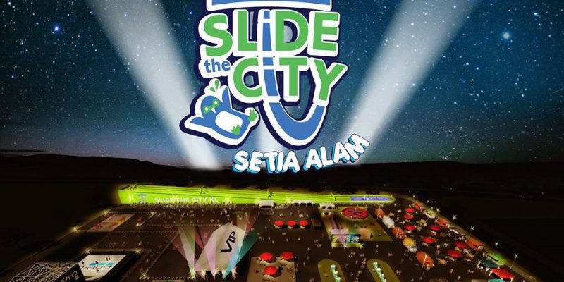 Slide In The City