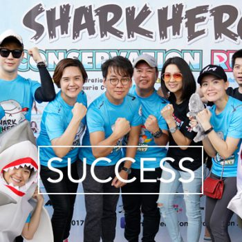 5,000 'Shark Heroes' Run for Conservation